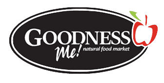 Goodness Me! Natural Food Market Logo