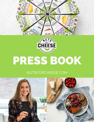 Nuts For Cheese Press Book