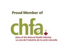Proud Member of CHFA Voice of the Natural Health Industry
