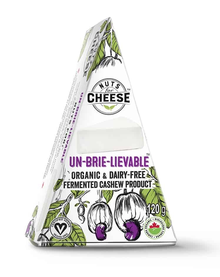 Nuts For Cheese Un-Brie-Lievable Box