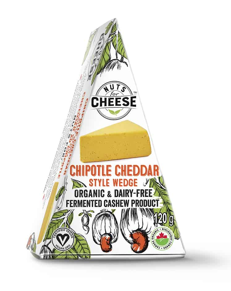 Nuts For Cheese Chipotle Cheddar Box